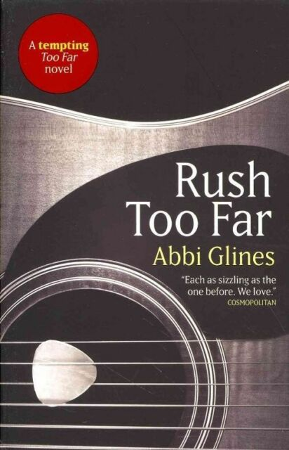Rush Too Far-ExLibrary