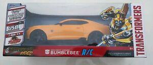 Transformers-2016-Chevy-Camaro-Jada-Hollywood-Rides-The-Last-Knight-Bumblebee-RC