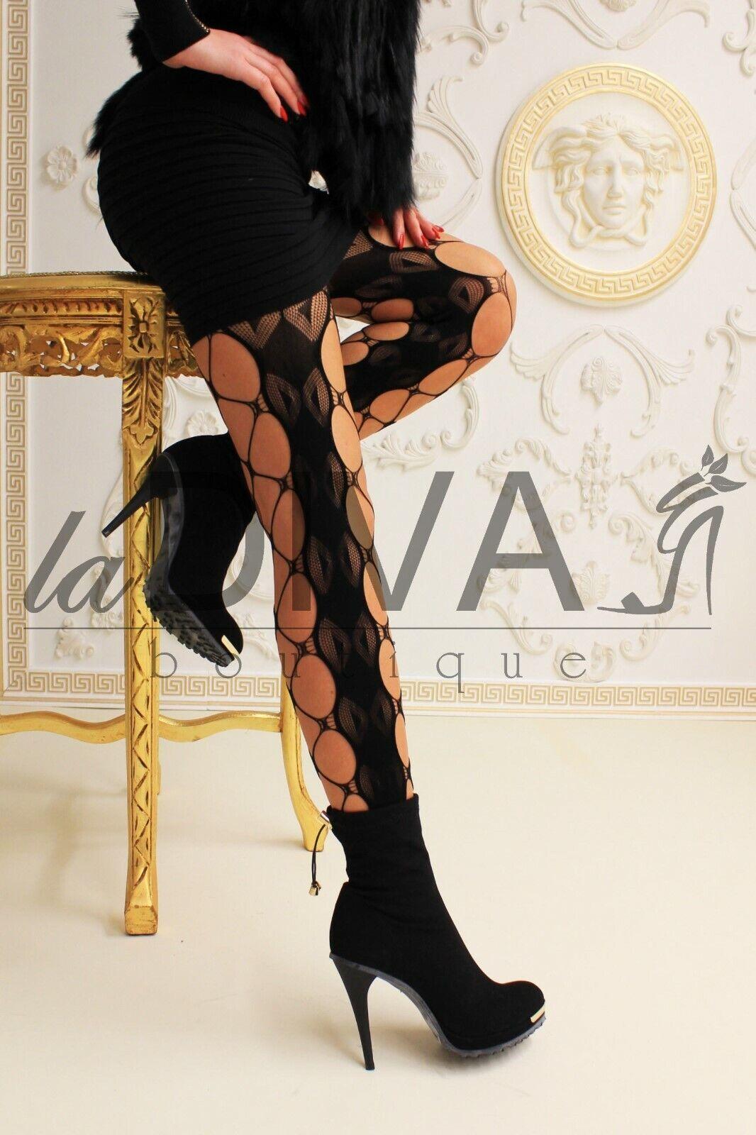 NILA & NILA   Profil Stretch Stiefeletten Stiefel 38 schwarz %SALE% OVP