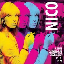 Nico - Reims Cathedral - December 13 1974 [New Vinyl]