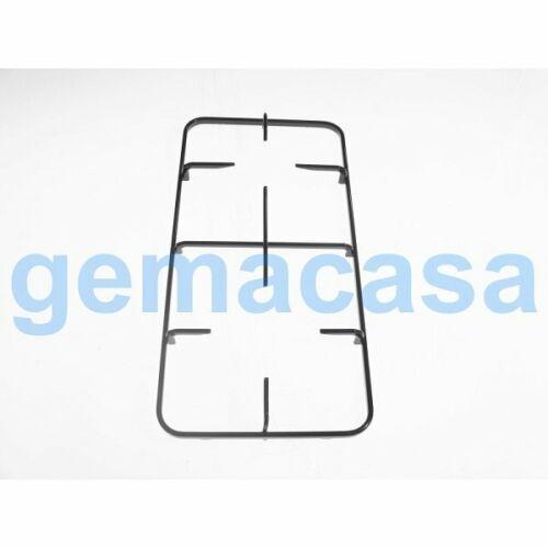 GLEM GAS Griglia cucina smaltata 2 fuochi cm 40.5x20