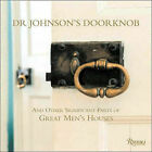 Dr Johnson's Doorknob: and Other Significant Parts of Great Men's Houses by Liz Workman (Hardback, 2007)