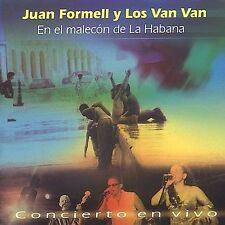 Juan Formell Y Los Van Van : En El Malecon De La Habana: Co CD (2003)