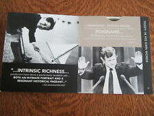 HBO TEDDY IN HIS OWN WORDS EMMY DVD TED KENNEDY DOCUMENTARY VIDEOS  PHOTOS ETC.