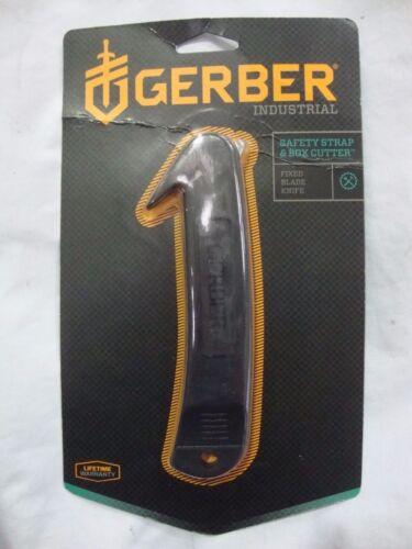 Gerber Industrial Safety Strap /& Box Cutter