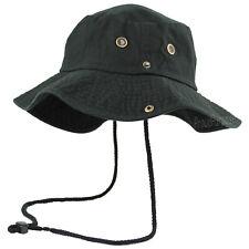 58d6aa30c7f item 5 Mens Boonie Bucket Wild Brim Hat Fishing Military 100% Cotton Safari  Camping Cap -Mens Boonie Bucket Wild Brim Hat Fishing Military 100% Cotton  ...