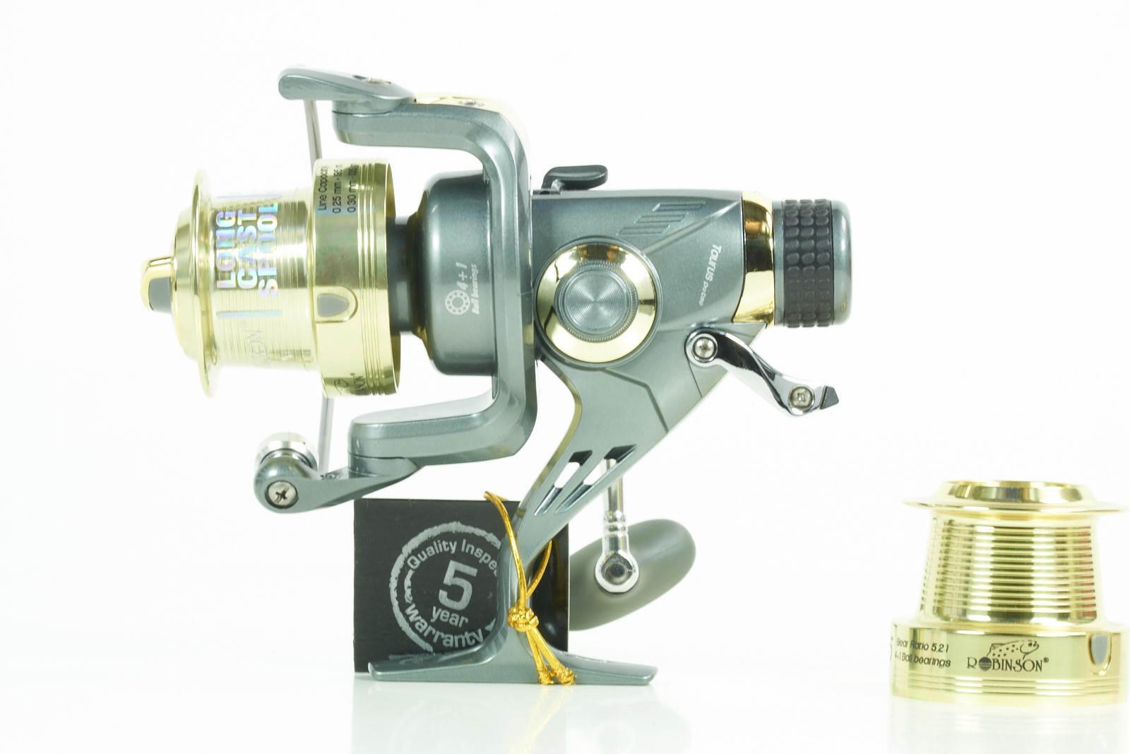 Robinson Taurus Pro Carp 305 - - 305 195 m/0.25 mm, 4+1 Lager b0e085
