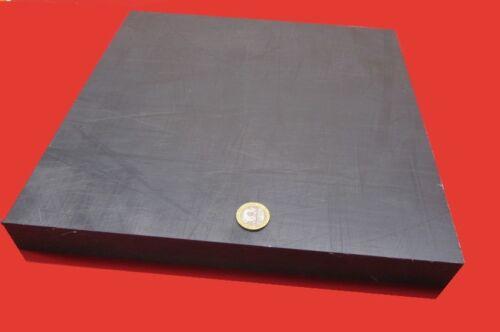 "Nylon 6//6 Nylatron Lubricated Sheet 1 1//4/"" 1.25/"" x 12/"" x 12/"""