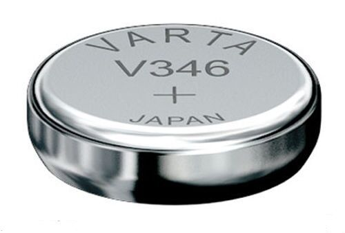 VARTA 1 pile Varta V346 / 346 SR712 SW Oxyde d'argent  1,55 volt
