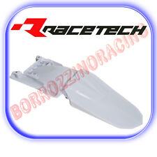 PARAFANGO POSTERIORE BIANCO RACETECH HUSQVARNA CR WR 125 DAL 2009 AL 2013