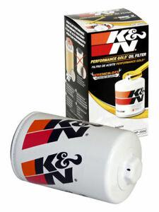 K&N HIGH FLOW OIL FILTER FOR JEEP CHEROKEE KJ EKG 3.7L V6