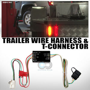 2014 Subaru Xv Crosstrek Curt Tconnector Vehicle Wiring Harness With on