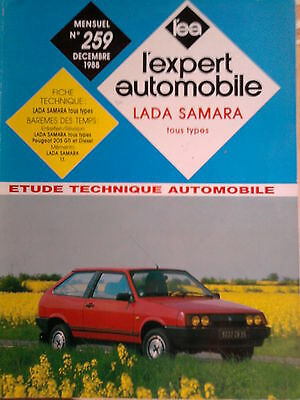 Humor Lada Samara Tous Types - Revue Technique L'expert Automobile