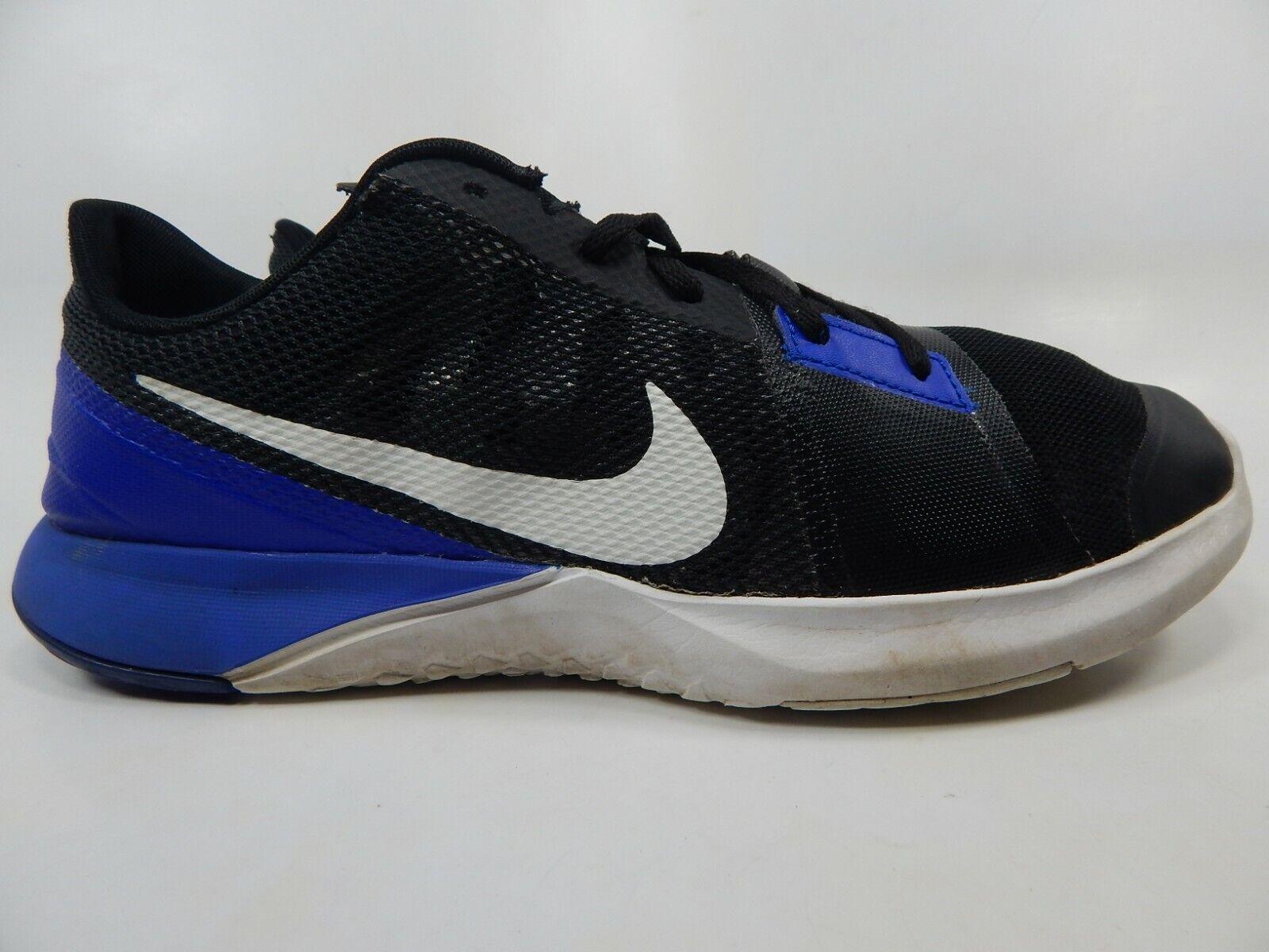 Nike FS Lite Trainer 3 Size 11 M (D) EU 45 Men's Training shoes Black 807113-005