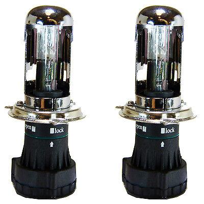 JDM Bi-Xenon Replacement HID Bulbs BIXENON High/Low H4 H13 9007 (Relay Optional)