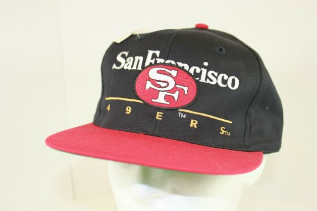 538a52aa739af Vintage San Francisco 49ers Snapback Team NFL Hat Cap for sale ...