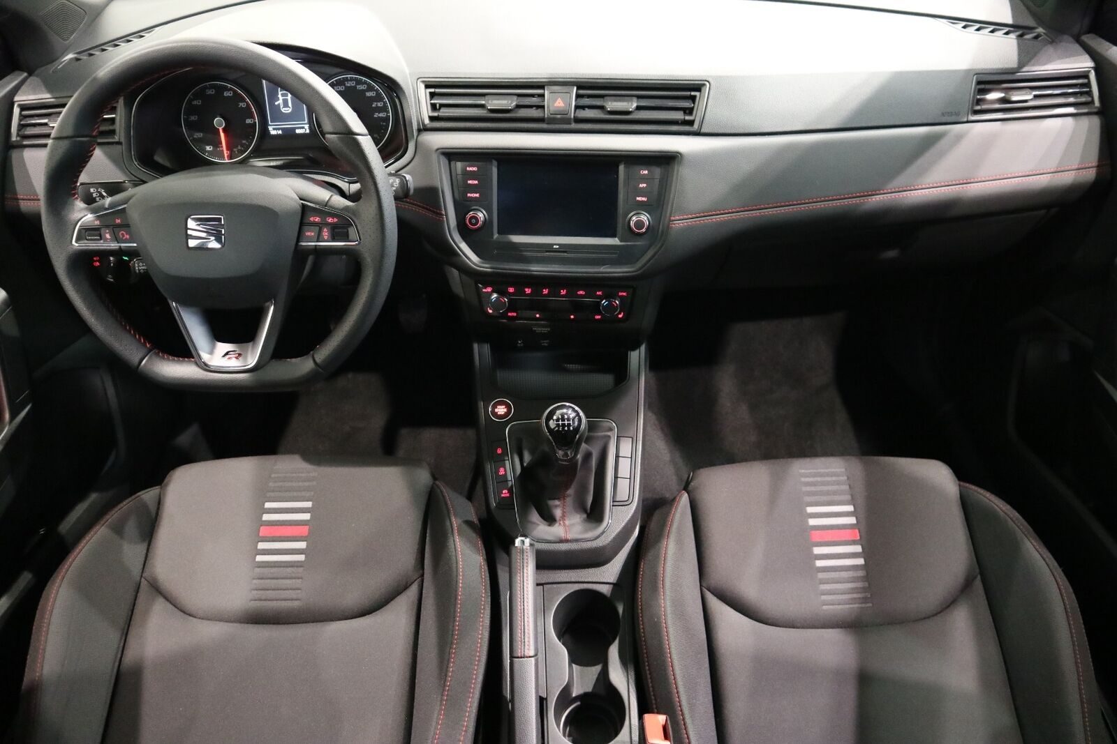 Seat Ibiza 1,0 TSi 115 FR - billede 12