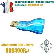 ADAPTATEUR USB - 1 WIRE RJ11 DS9490R# MAXIM