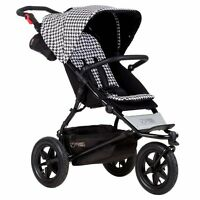 Mountain Buggy 2015 Urban Jungle Luxury Collection Stroller In Pepita Brand