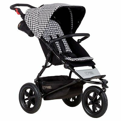 Mountain Buggy 2015 Urban Jungle Luxury Collection Stroller in Pepita Brand New!