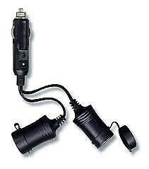 2-WAY 12 VOLT ACCESSORY ADAPTER