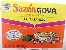 SAZON GOYA CON AZAFRAN  1.41 OZ