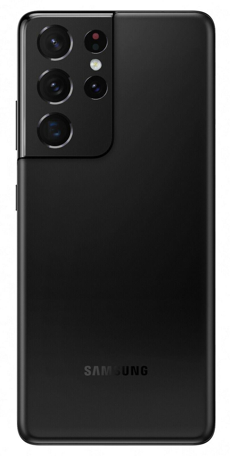 Samsung Galaxy S21 Ultra 5G SM-G998B/DS 256GB 12GB RAM (FACTORY UNLOCKED) 6.8