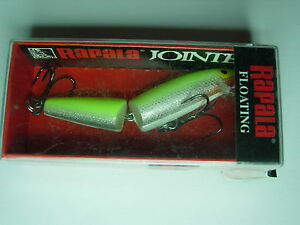 RAPALA-JOINTED-J7-FISHING-LURES-1-8oz-4g-VARIOUS-COLOURS