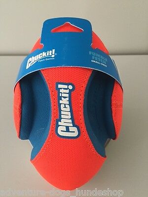 Chuckit Fumble Fetch Rugby Ball Gr. S