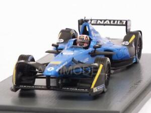 Renault E.dams Formule E 2016-17 Pierre Gasly au 1/43 Spark S5922