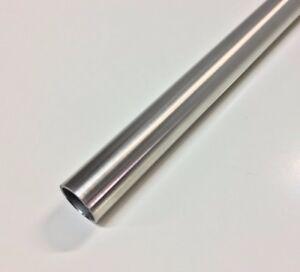BASTONE-TENDA-20mm-ACCIAIO-ASTA-BASTONE-ACCIAIO-SATINATO-CM-120-160-200-240-300