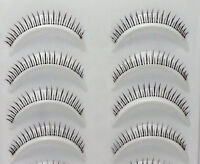 Model 21 False Eyelashes No. 11t - 10 Pairs, Brand