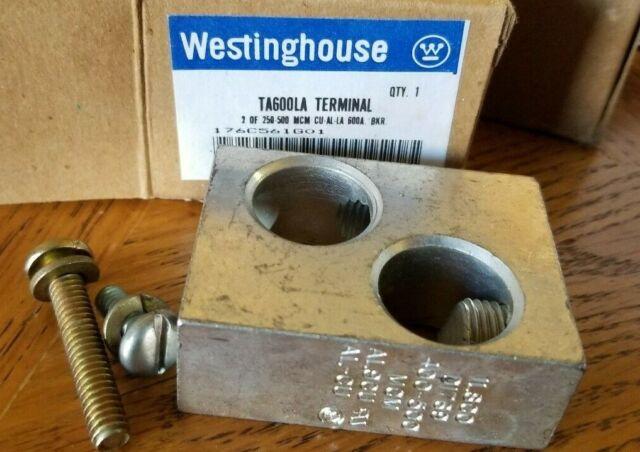 NEW IN BOX TA600LA WESTINGHOUSE TA600-LA
