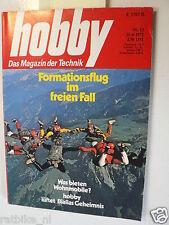 HOBBY 1972-13,FIAT 132 TEST,WOHNMOBILE,DRAGSTAR CALIFORNIA STUD,VAK-191 B,KANO
