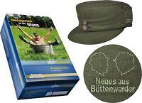 Neues Aus Büttenwarder: Brakelmann-mütze Zur Kult-serie Oliv Skimütze Cap