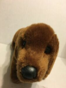 Douglas-Brown-Weiner-Dog-14-034-Plush-Stuffed-Animal