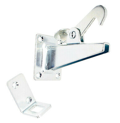Torfeststeller Türfeststeller Türstopper Türhalter mit Schließwinkel Silber