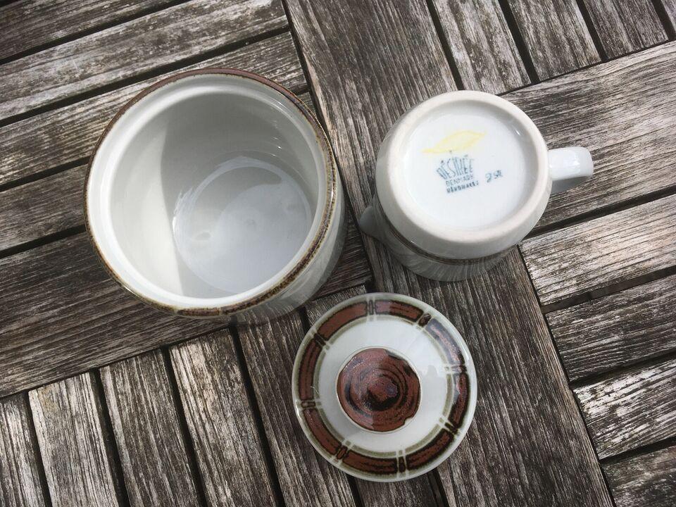 Porcelæn, Sukker og fløde, Desiree