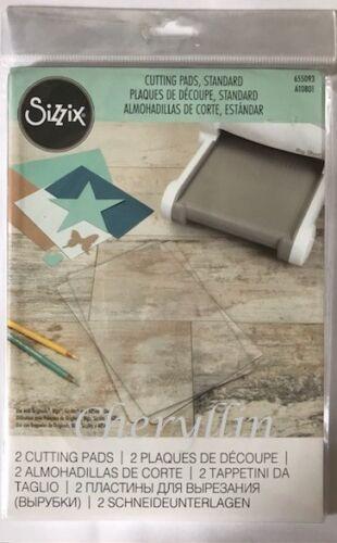 Big Shot Standard Cutting Pads Sizzix pack of 2-655093