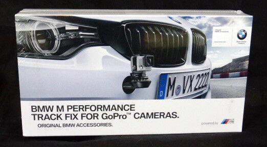 BMW Genuine M Performance Front Bumper GoPro Camera Track Fix Mount 51952409093