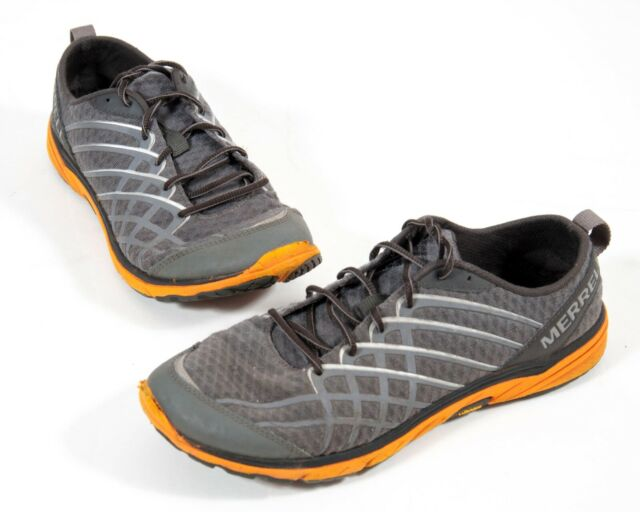 new product 015ef f3655 Merrell Bare Access 2 Trail Running Athletic Shoes Men's US 9.5 EU 43.5
