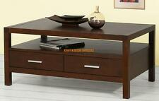 Comtempory Coffee Table of Shesham Wood Size 90 X 45 X 60 Cms in Brown Colour