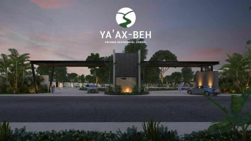 Privada Yaax-Beh   Casas  |  Conkal