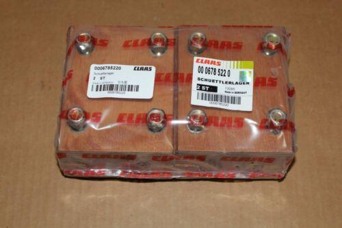 Claas 0006785220 Schuettlerlager