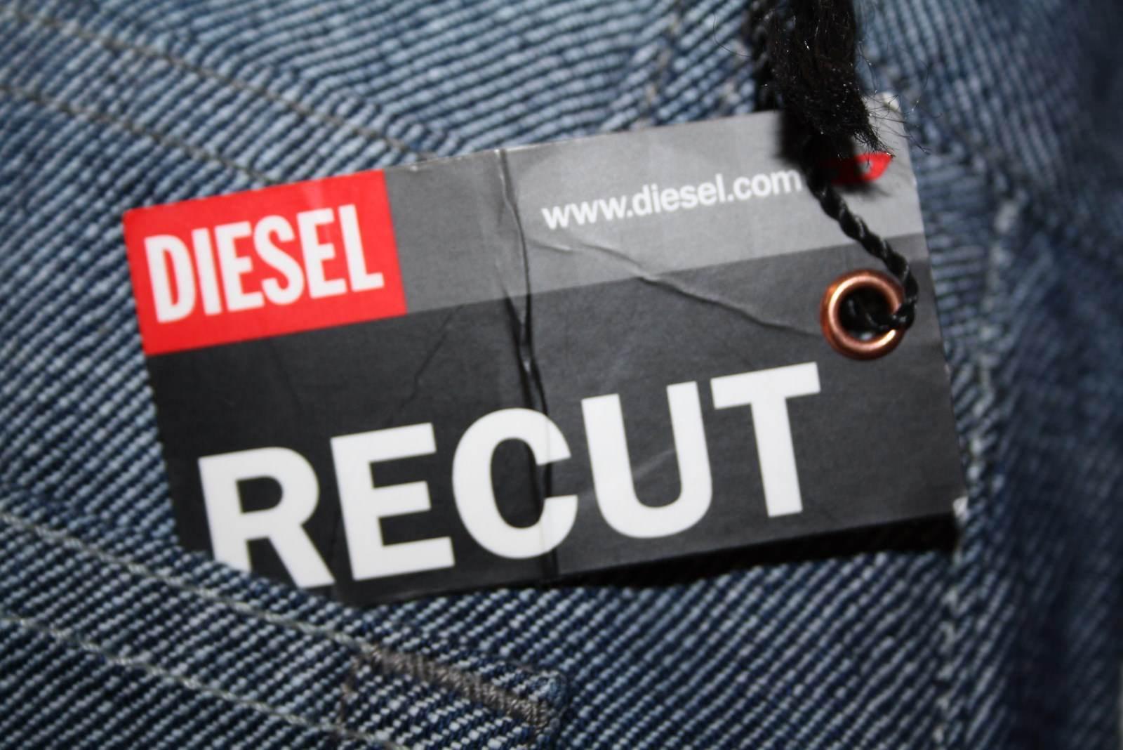 Diesel Jeans RECUT dark neu gerader Schnitt 100% Baumwolle Berlin Rarität  | Ausgang  | Shopping Online  | Smart