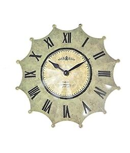 Marvelous Image Is Loading GRANDFATHER CLOCK NOSTALGIA DESIGN UMBRELLA CLOCK  ROUND SHAPE