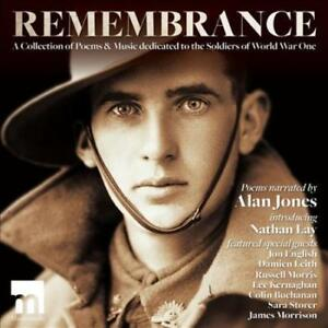 Various-Artists-Remembrance-New-amp-Sealed-CD