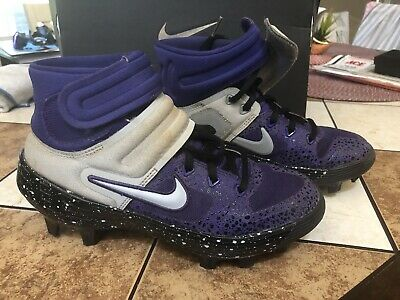 CUSTOM Nike iD Alpha Huarache Elite 2