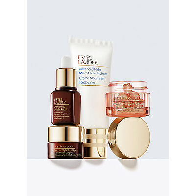 Estee Lauder Advanced Night Repair Travel Set New & Boxed