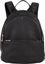 $2200 SERAPIAN Mens Cachemire Jet Set Backpack School Work Briefcase BLACK BAG